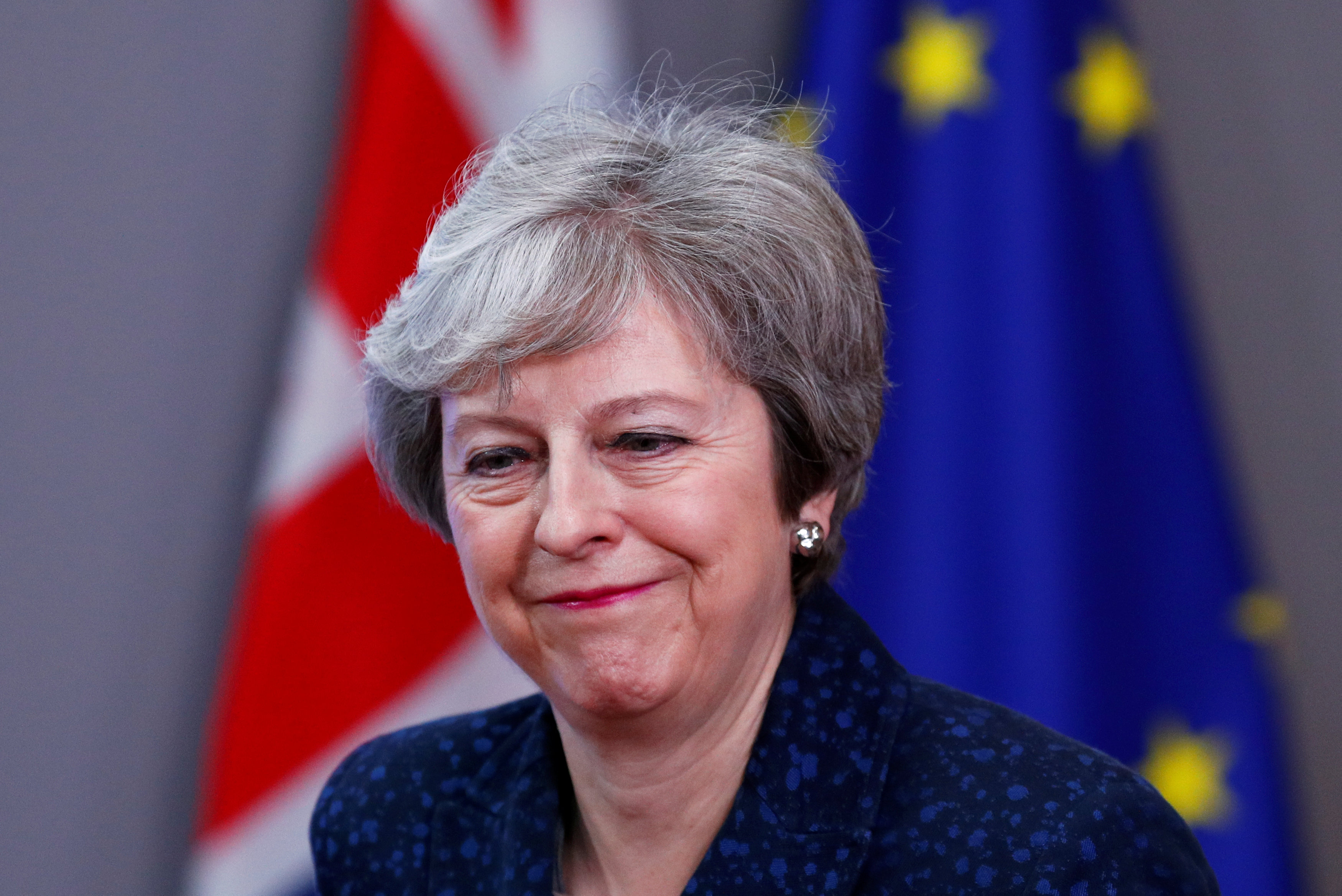 May Accused of Buying Brexit Votes With $2 Billion for Towns
