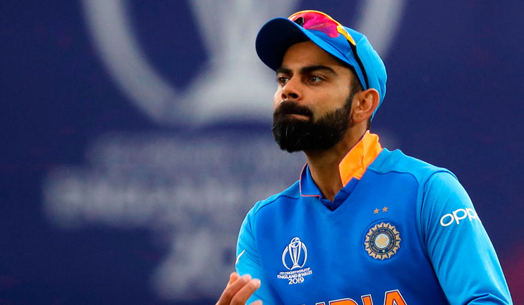 India Top Inaugural Test Championship Rankings