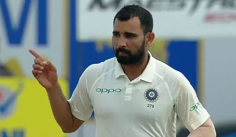 Arrest warrant against Indian cricketer Mohammed Shami