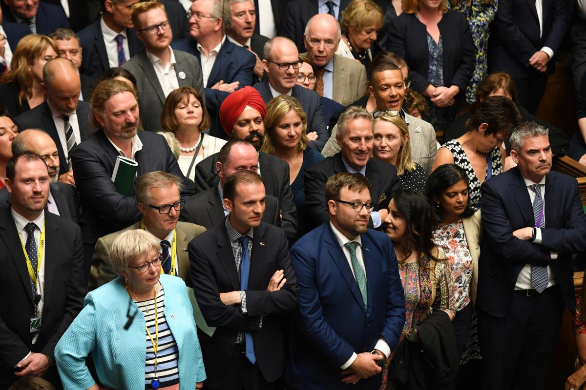MPs reject early general election in further blow to Boris Johnson