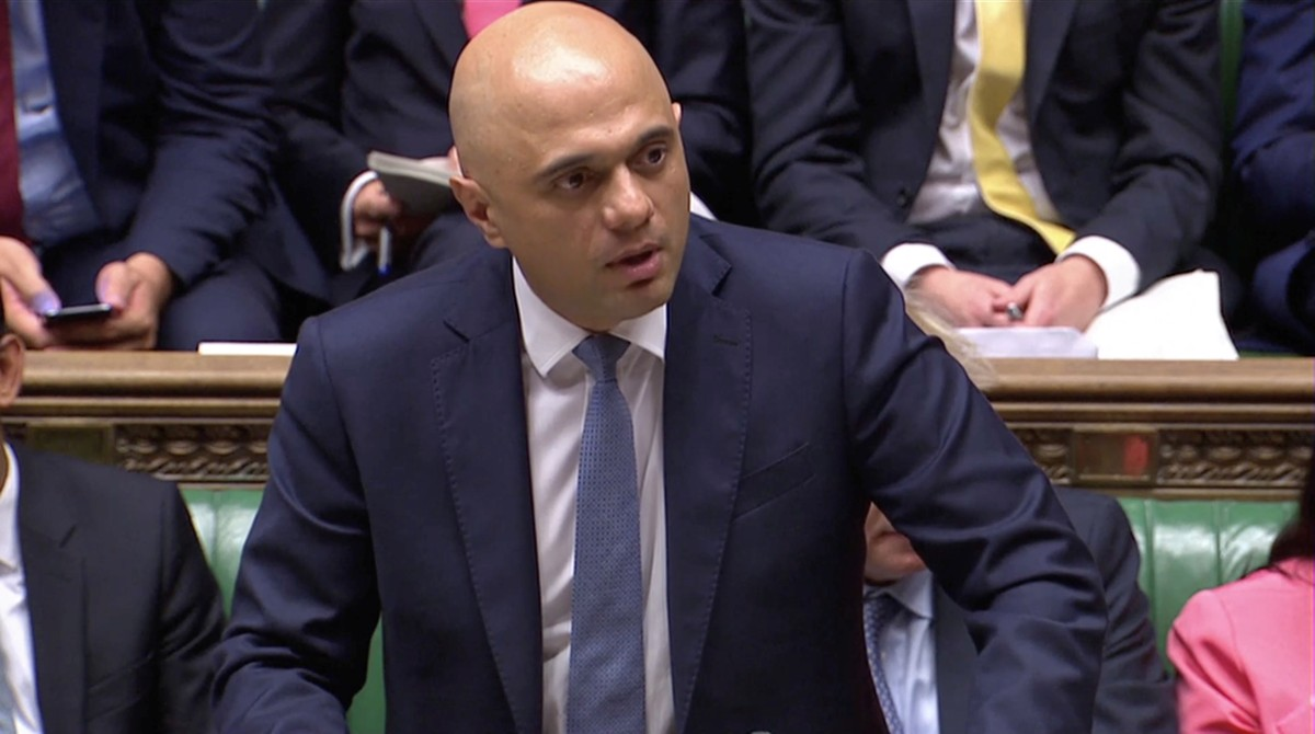 Sajid Javid's fast-tracked spending review pledges a